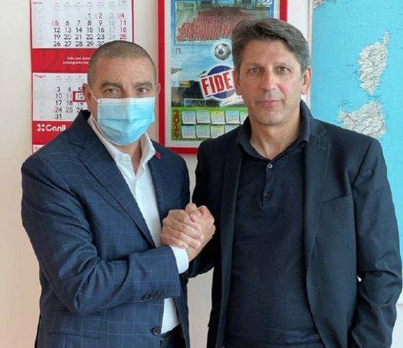 Il Matelica riparte dal DS Francesco Micciola