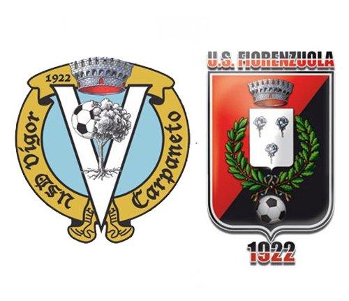 Fiorenzuola vs Vigor Carpaneto 1-1