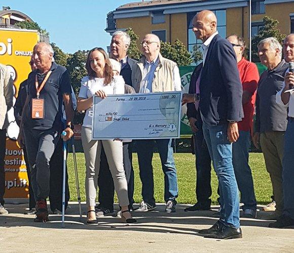 Parma - Inaugurato il nuovo centro sportivo Cavagnari