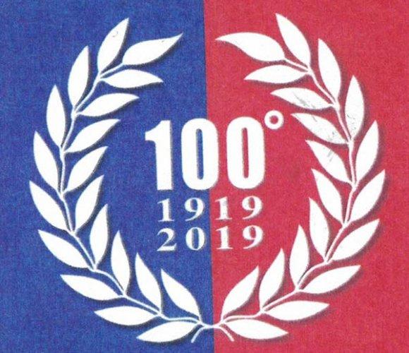1919-2019-Centenario Rossoblù : Scandianese in Piazza !!!