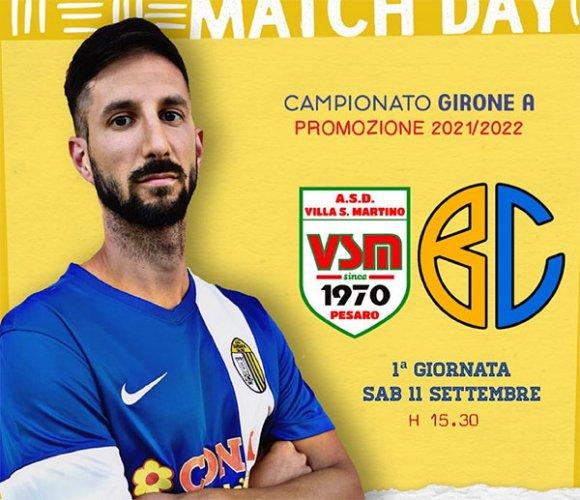 Villa San Martino vs Barbara 0-1