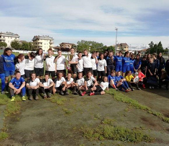 Amichevole Under 15 femminile: Cesena FC - Zurigo 5-0