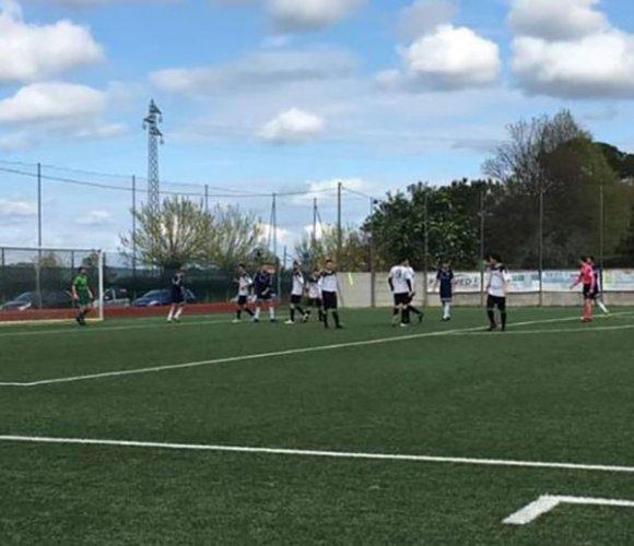 SS Chiaravalle – Portuali calcio Ancona 3-3