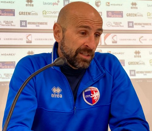 Pre partita Imoles vs Mantova