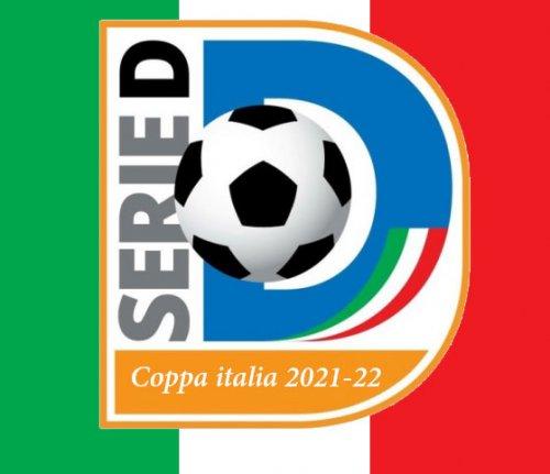 Coppa Italia Serie D: Sessanta gare del primo turno