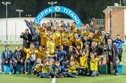 Nicolas Castro riporta la Coppa Titano nella bacheca del Tre Fiori
