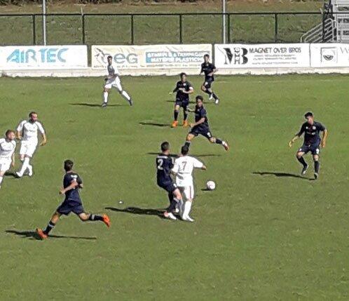 La Correggese esce dalla Coppa Italia