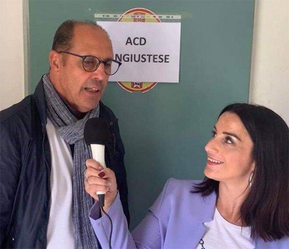 Intervista al direttore generale della Sangiustese Alessandro Cossu