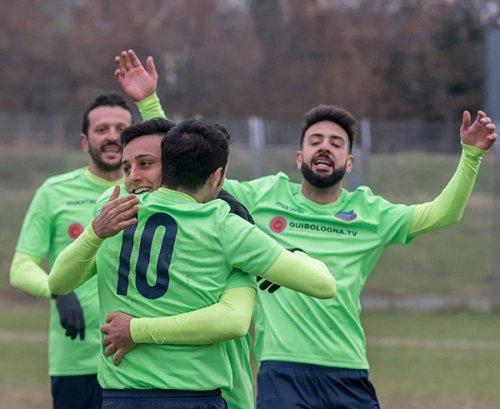 Atletico Castenaso vs Libertas Castel San Pietro 5-2