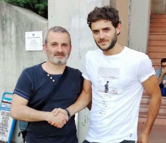 Diego Sisti è un nuovo giocatore dello Schieti Calcio.