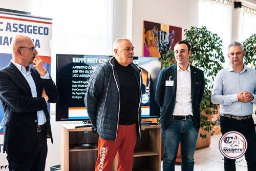UCC Assigeco Piacenza rinforza la propria organizzazione societaria