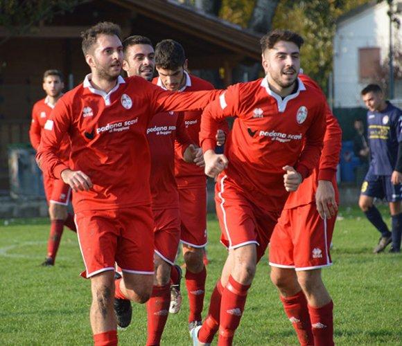 Argelatese vs Rivara 1-2