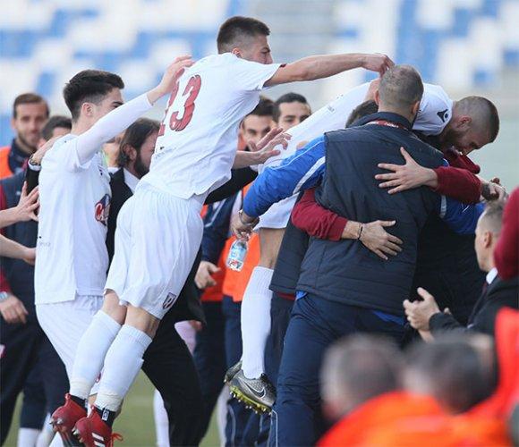 Reggio Audace F.C. – Pavia 3 – 0