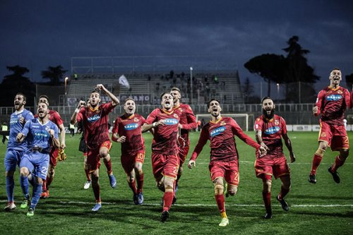 Rimini - Ravenna Football Club 1913: 0-1