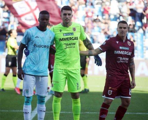Reggiana-Olbia, tre ex atleti della Reggio Calcio protagonisti sabato al Mapei