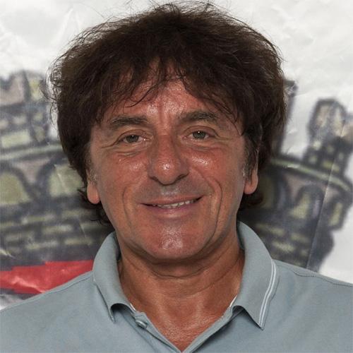 Fabio Bianchi saluta il Sasso Marconi