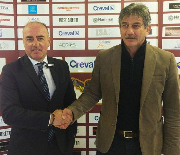 Mister Brini dopo la prima settimana di lavoro sulla panchina dell'Alma Juventus Fano