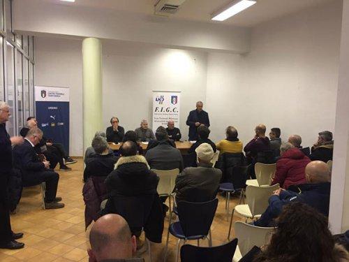 Prima riunione delle società del Montefeltro presso la nuova delegazione FIGC di Urbino