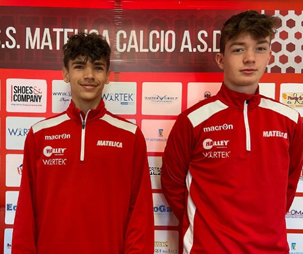 Under 17 Matelica : intervista doppia a Filipponi e Sansaro