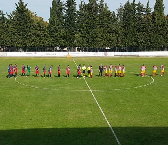 Filottranese vs Cantiano 0-0