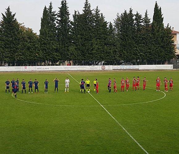 Filottranese - Villa San Martino 1-1 (0-1 pt)