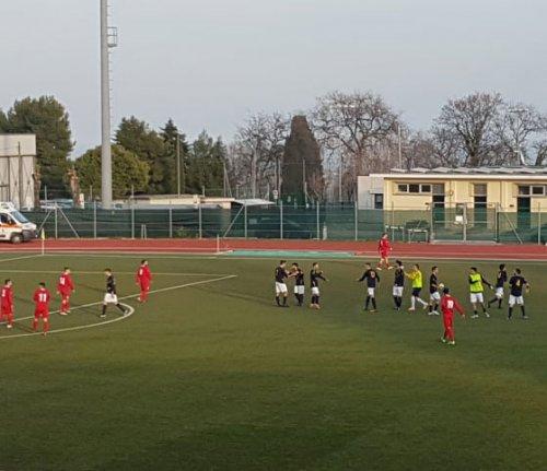 Villa Musone - Gabicce Gradara 1-0 (1-0 pt)
