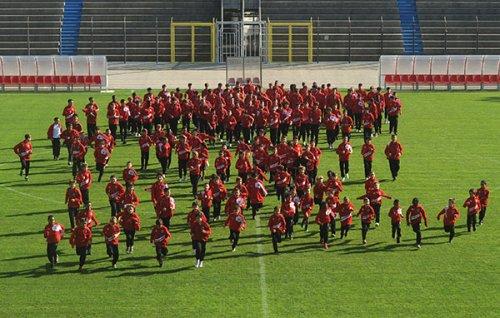 U.S. Fiorenzuola Academy, si riparte! Le date di inizio attività