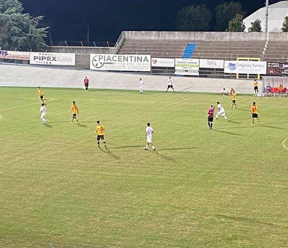 Allenamento Congiunto - U.S. Fiorenzuola 1922 vs Nibbiano Valtidone 2-0