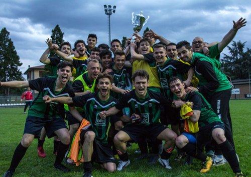 Juniores Sammartinese campione Provinciale Reggio Emilia