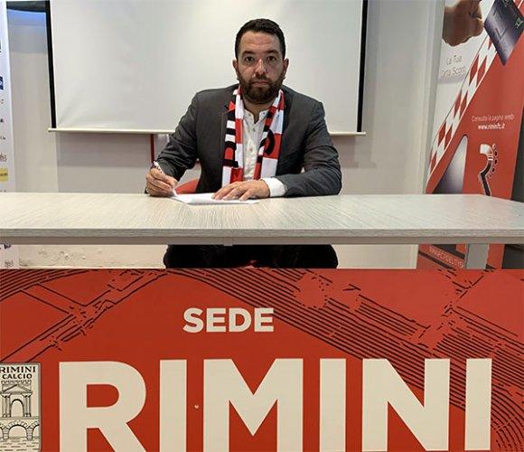 Matteo Roguletti  nuovo Responsabile del Settore Giovanile del Rimini FC
