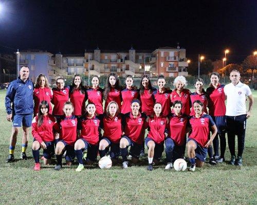 Femm.le Ricicone vs Vis Civitanova 0-0