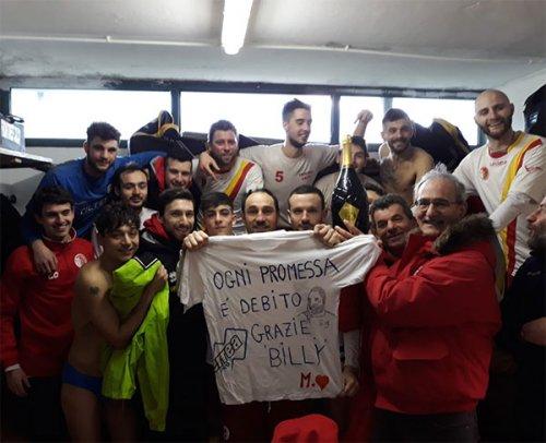 Frontonese vs Mombaroccio 3-0
