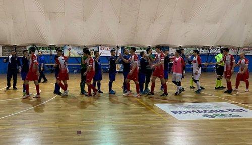 Futsal Bellaria vs Rimini.com 4-3