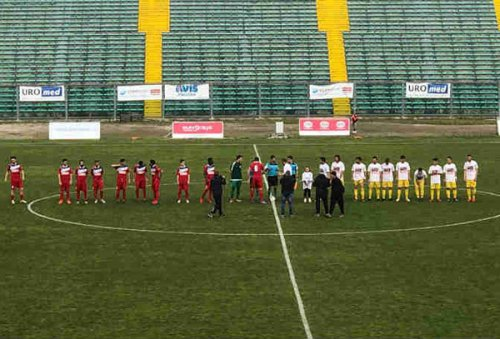 Anconitana vs Gabicce-Gradara 3-2