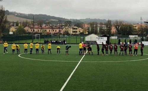 Gabicce Gradara - sabato l'insidiosa trasferta contro il Villa San Martino