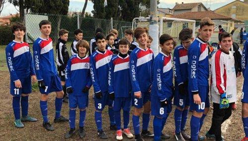 Due sconfitte ed un pareggio per le formazioni giovanili del Gabicce Gradara