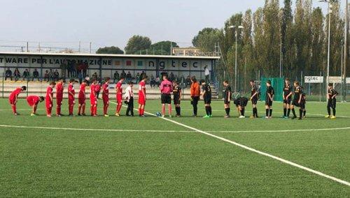 Giovanissimi - Gabicce Gradara - Vis Pesaro 1-4