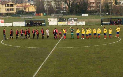 Il pre partita di  Villa Musone vs Gabicce-Gradara.