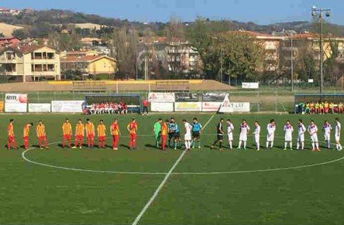Gabicce Gradara – Osimana 1-0