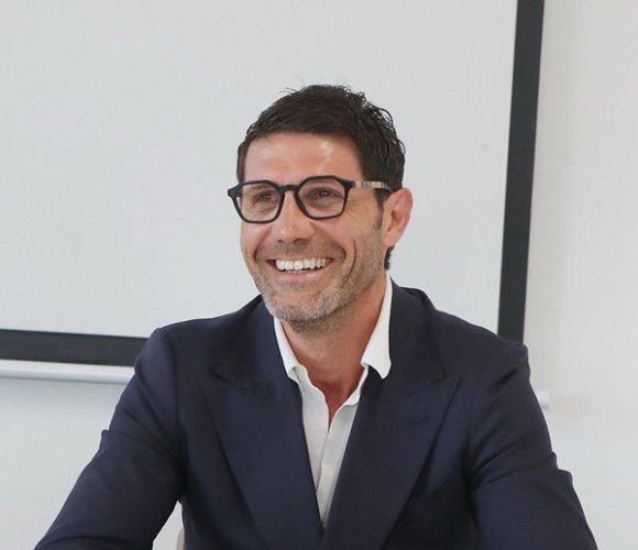 L'Imolese presenta il Mister Gaetano Fontana alla stampa