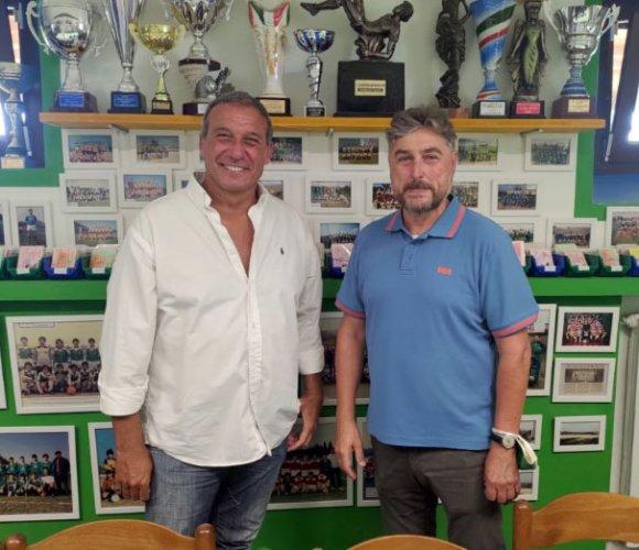 Gianluca Fenucci è il nuovo allenatore dell'Osimo Stazione Conero Dribbling