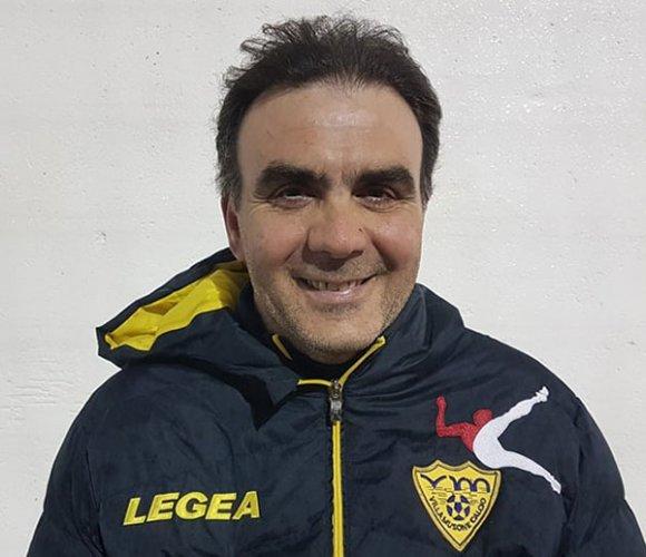 Giorgio Capitanelli nuovo allenatore del Villa Musone