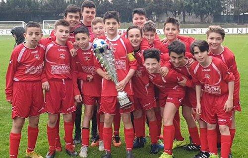 La Giovane Ancona vince il 19° torneo Città di Filottrano
