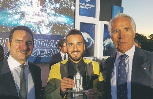 Myllennium award 2020:  Dalle Marche premiato un giovane di talento