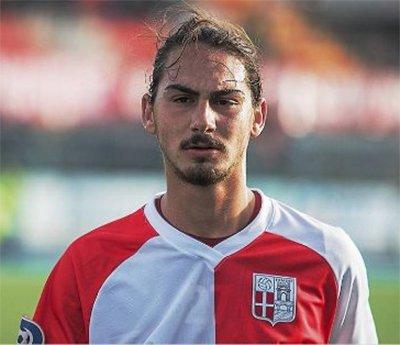 Alberto Giua è un giocatore del Rimini FC