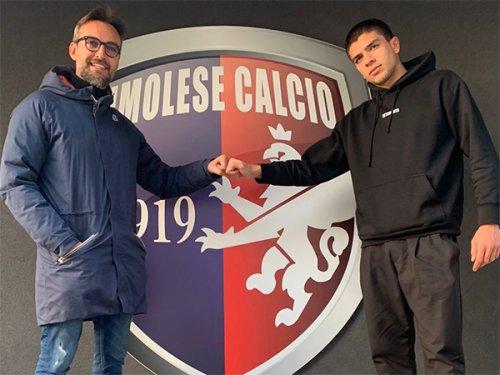 Mercato - Giuseppe Aurelio è un nuovo calciatore dell'Imolse