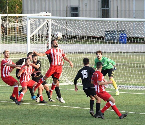 Accademia Montefano vs Castelfrettese 0-1