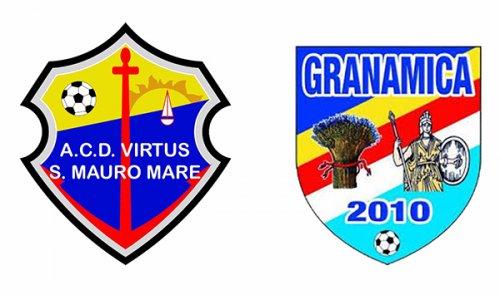 Granamica – Virtus San Mauro Mare: 0 a 0
