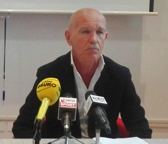 """Il presidente Grassi (Rimini FC) : """"non lascio, resterò in ogni caso"""""""