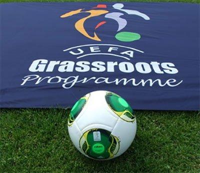 Società premiate Uefa Grassroots Award 2020